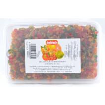 Macédoine de fruits cubes confits 1kg Ambro Foods