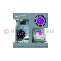 Gin The Herbalist 50cl 44% Premium Gin bio Belge + Verre Emballage Cadeau