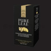 Pure Leaf Thé Infusion Gingembre avec Fleur D'Oranger 20 sachets