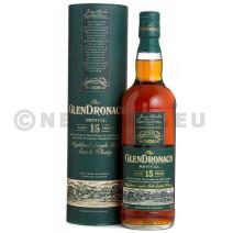 Glendronach 15 Ans d'Age 70cl 40% Highland Single Malt Scotch Whisky