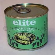 Poivre vert en grains au naturel 155gr Elite