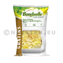 Gratin dauphinois 2.5kg Bonduelle Minute Foodservice Diepvries