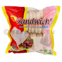Pain Sandwich Gua Bao 10x25gr WYL surgelé