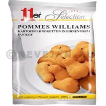 11er Elfer Mini Pommes Williams Aardappelkroketten 2.5kg