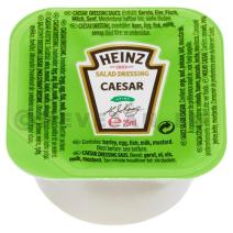 Heinz Caesar Dressing Dippot 100x25ml portions en coupelles