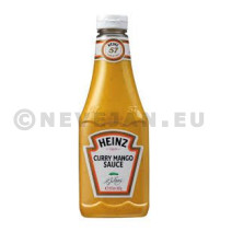 Heinz Sauce Curry Mango 875ml bouteille pincable