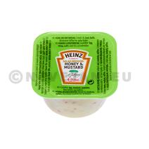 Heinz Miel & Moutarde Dressing Dippot 100x25ml portions en coupelles