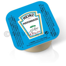 Heinz Mayonnaise Portions en coupelles 100x27ml