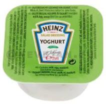 Heinz Yaourt Dressing Dippot 100x25ml portions en coupelles