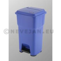 Vileda Poubelle à Pédale Hera 60L bleu 1pc