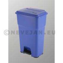 Vileda Poubelle à Pédale Hera 85L bleu 1pc