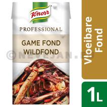 Knorr Fond de Gibier Liquide 1L Professional