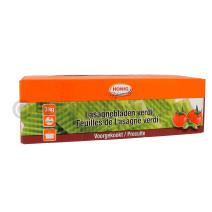 Honig pates lasagne en feuilles vert précuite 3kg Professional