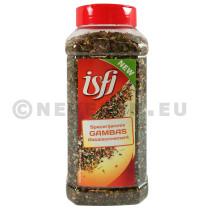 Gamba Assaisonnement 360gr ISFI Spices