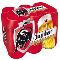 Biere Jupiler en Canette 5.2% 24x50cl