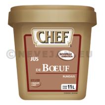 Chef jus de boeuf en poudre 600gr Nestlé Professional