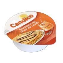 Sirop de candi foncé en portions 240x20gr Candico