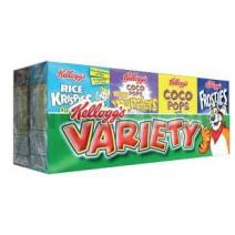 Kellog variety 18x8x25gr kellogg's