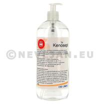 Kenosept 1000ml + pompe désinfectant liquide pour mains Cid Lines (Handafwasproducten)