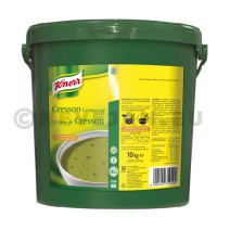 Knorr cresson cremesoep (bitterkers) 10kg poeder