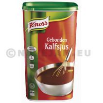 Knorr sauce jus de veau lié poudre 1.43kg