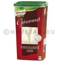 Knorr gourmet saus visvelouté poeder 1kg