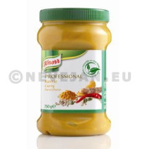 Knorr puree d'épices curry 750gr Professional