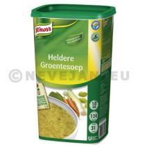 Knorr potage claire aux légumes 1.2kg Soupe de tous les Jours