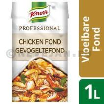 Knorr Fond de Volaile Liquide 1L Professional