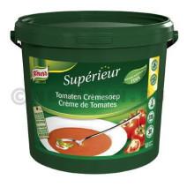 Knorr Potage Superieur Creme de Tomates 3kg
