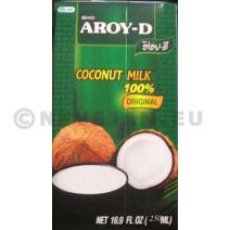Lait noix de coco 1L Aroy-D