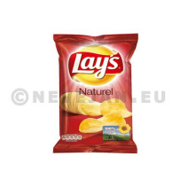 Lays Crispy Chips naturel sel 20x45gr