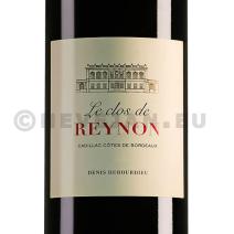 Le Clos de Reynon 75cl 2010 Cadillac - Cotes de Bordeaux
