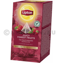 Lipton Thé Fruits Rouges EXCLUSIVE SELECTION 25pc