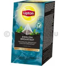 Lipton Thè English Breakfast EXCLUSIVE SELECTION 25pc