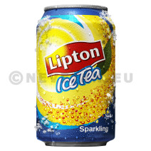 Lipton Ice Tea en Canette 33cl