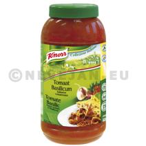 Knorr tomate & basilic 2,25L sauce tomate à l'Italienne