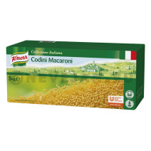 Knorr pates Codini 3kg Collezione Italiana