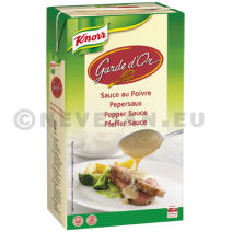 Knorr Garde d'Or pepersaus Minute 1L Brick