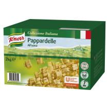 Knorr pates Pappardelle all'uovo 2kg Collezione Italiana