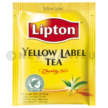 Thé Lipton 1.8gr Yellow Label 1pc Professional