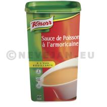 Knorr sauce poisson a l'armoricaine poudre 1kg