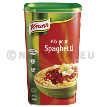 Knorr Mix pour Spaghetti 1.36kg poudre