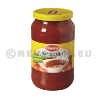 Manna Sauce Napolitaine 2.1L  bocal