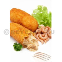 Mestdagh Artisan Croquettes aux Crevettes 75gr 32pc avec 40% cervettes