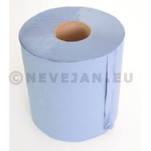 Midi Poetsrol blauw 300mx20cm 6 rollen