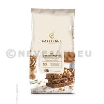 Callebaut poudre de mousse au chocolat au lait 800gr