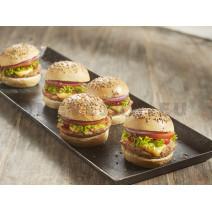 Mini Burgers met broodjes 4x16st Buitenhuis
