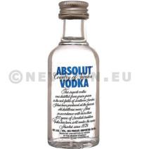 Mignonette Vodka Absolut 5cl 40%