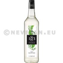 Routin 1883 Sirop saveur Mojito Mint 1L 0%